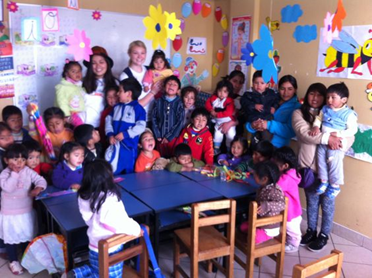 Why volunteer in Peru Cusco with Abroaderview as an Internship or Gap year?